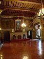 Saló de Corones del palau dels ducs de Gandia.JPG