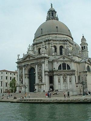 Baldassare Longhena - Basilica di Santa Maria della Salute