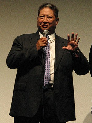 Sammo Hung - Sammo Hung at the 2005 Toronto International Film Festival.