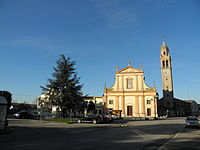 San Valentino e Via Roma (Salara, comune, Italy).JPG