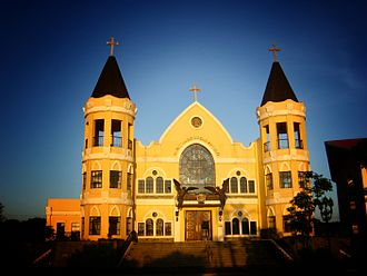 Mabalacat - Image: Sanctuario de San Angelo, Xevera, Mabalacat City, Pampanga