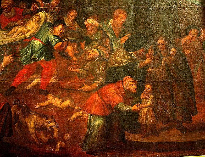 File:Sandomierz katedra - mord rytualny.jpg