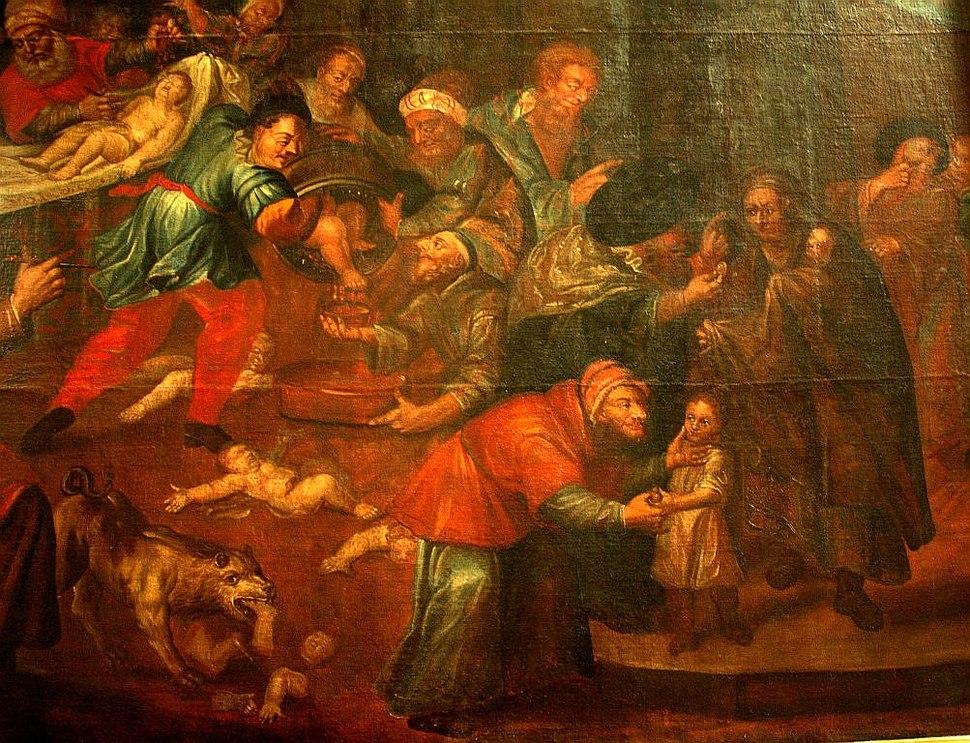 Sandomierz katedra - mord rytualny