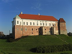 Zamek.