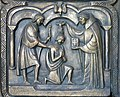 Sankt Oswald bei Freistadt Pfarrkirche - Portal 4 Taufe.jpg