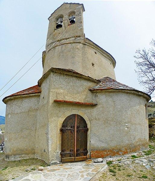 Santa Maria de Planès (Alta Cerdanya)