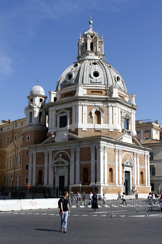 Santa Maria di Loreto, Rome - Wikipedia