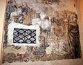 Santa cecilia, resti di affreschi della scuola dell'aspertini, assunzione di maria 02.JPG