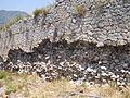 Santuario di Monte Sant'Angelo. Le Mura - Sezione mura 4.JPG