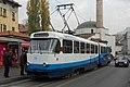 Sarajevo Tram-212 Line-3 2011-11-08 (3).jpg