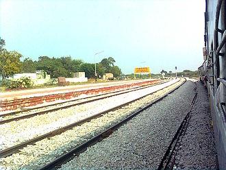 Sattenapalle - Sattenapalli railway station