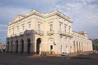 Matanzas - Sauto Theater
