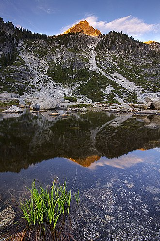 Trinity Alps - Canyon Creek Lakes