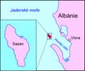 Sazani map CS.png