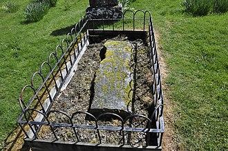 Poolewe Stone - Poolewe Stone at the graveyard of Poolewe