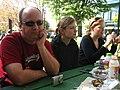 Scott Beale, Ariel Waldman and Julie Melton.jpg