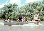 Scott Family on the Adelaide River Circa 1978 (4486350884).jpg