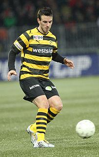 Scott Sutter Swiss footballer