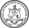 Official seal of Gloucester County