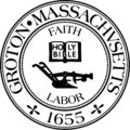 Seal of Groton, Massachusetts.png