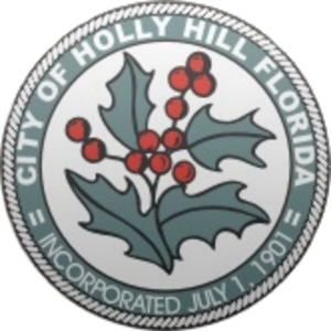 Holly Hill, Florida - Image: Seal of Holly Hill, Florida