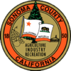Official seal of Sonoma County, California