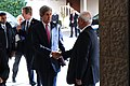 Secretary Kerry, Negotiator Erekat Greet Each Other in West Bank (11752988526).jpg