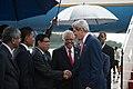 Secretary Kerry Arrives in Kuala Lumpur, Malaysia (10190049093).jpg