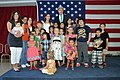 Secretary Kerry Poses for a Photo With the Children of Consulate General Jeddah Staff.jpg
