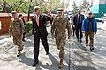 Secretary Kerry Walks Through Camp Resolute Support Headquarters With U.S. Army General John Nicholson (26051287750).jpg