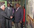 Secretary Tillerson Speaks With 1998 Embassy Nairobi Bombing Survivor Joash Okindo (40039203284).jpg