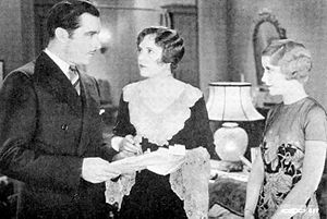 Seed (1931 film) - John Boles, Lois Wilson and Genevieve Tobin in Seed