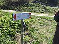 Segnaletica verticale Monte Pisano Prato a Ceccottino.jpg