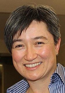 Penny Wong Australian politician