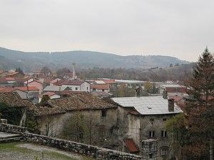 Senožeče - Image: Senozece 1