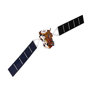 Sentinel-1 - Model of a Sentinel 1 (radar antenna missing)