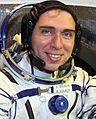 Sergey volkov Soyuz TMA-02M cropped.jpg