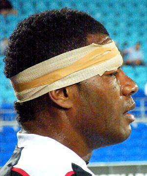 Sevanaia Koroi - Koroi playing for Fiji