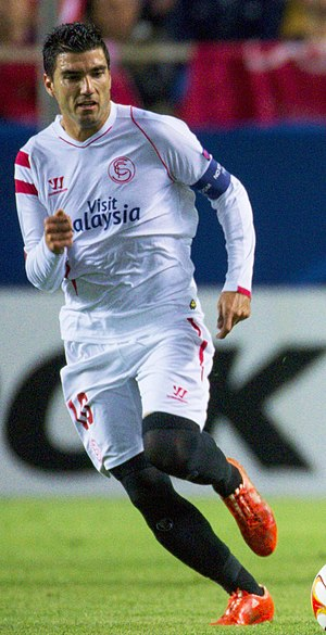 José Antonio Reyes - Reyes on the ball for Sevilla (2015)