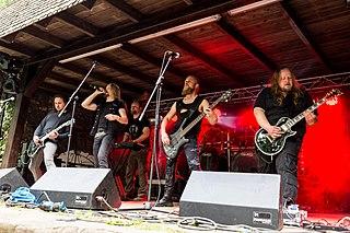 Shade Empire Finnish metal band