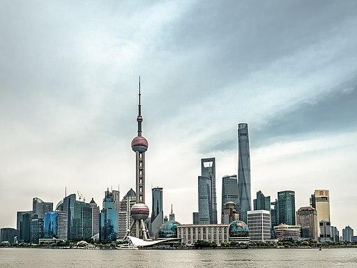 List of tallest buildings in Shanghai - Wikipedia