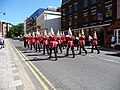 Sheet Street and the Band of the Life Guards - geograph.org.uk - 1514491.jpg