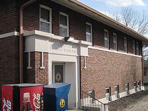 Shelton, Nebraska - Shelton Township Library, Shelton NE
