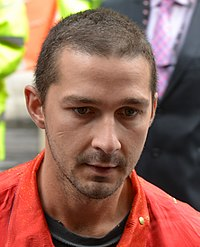 Shia LaBeouf Shia LaBeouf at TIFF 2017 (36949725591) (cropped).jpg