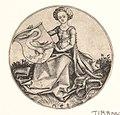 Shield with Swan Held by Woman MET DP820019.jpg