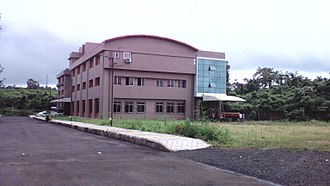 Shahapur - Shivgita Auditorium locates under the Shivajrao S jondhale Knowledge City Campus