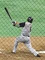 Sho Nakata 2009 Japan Series.jpg