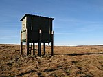 File:Shooting cabin on Windy Hill - geograph.org.uk - 703386.jpg