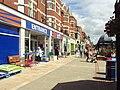 Shops, St Annes Road West, St Annes, Lancashire - DSC07118.JPG