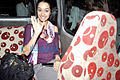 Shraddha Kapoor snapped taking a cab ride back home (4).jpg